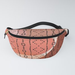 Dot Boho Pattern Fanny Pack