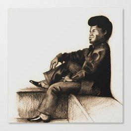 James Brown Canvas Print