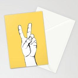 Peace I Stationery Cards