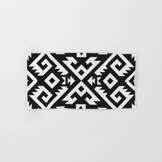 Navajo pattern Hand & Bath Towel