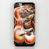 queer iPhone & iPod Skins featuring Queer Fruit by Hiroko Sakai