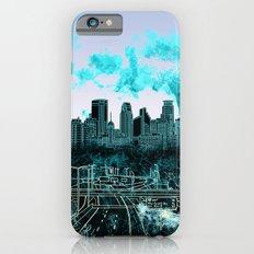 minneapolis city skyline iPhone 6s Slim Case