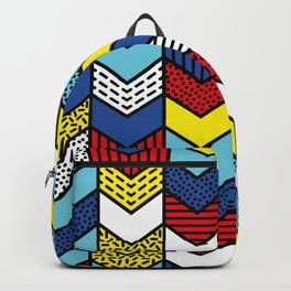 Playful arrows Backpack