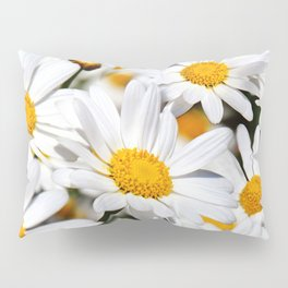 Daisy Flowers 0136 Pillow Sham