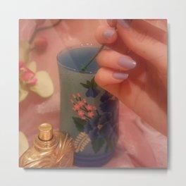 Carmen's Drink Metal Print