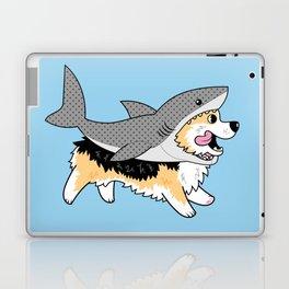 Another Corgi in a Shark Suit Laptop & iPad Skin