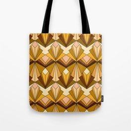 Art Deco meets the 70s Tote Bag