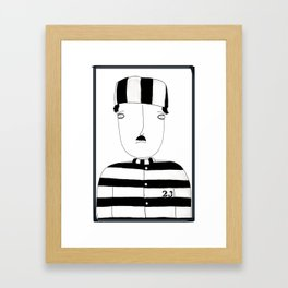 The Adventurer Framed Art Print