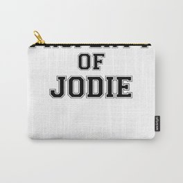 Property of JODIE Carry-All Pouch