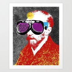 Vincent 1 Art Print