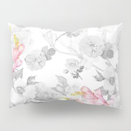 FLORAL DESIGN Pillow Sham