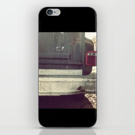 Bywater Truck, New Orleans, Louisiana iPhone Skin