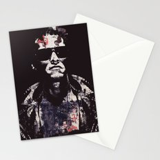 Come with me if you want to live Stationery Cards