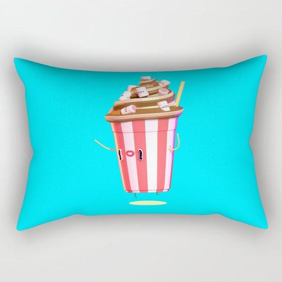 Milkshake II Rectangular Pillow