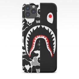 shark bapa iPhone Case