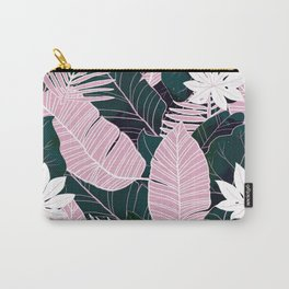 leaves // aloha Carry-All Pouch