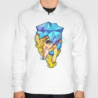 telephone Hoodies featuring Telephone by Mickey Spectrum