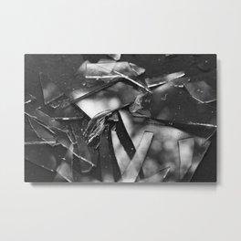 Broken Light Metal Print