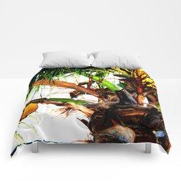 Artsy Coconuts Comforters