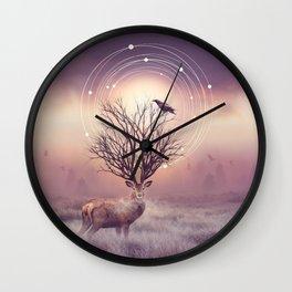In the Stillness Wall Clock