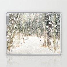 Winter Woods Laptop & iPad Skin