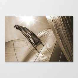 Pride in Our Sails Canvas Print