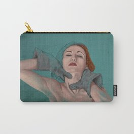Hard love - A woman disappears Carry-All Pouch
