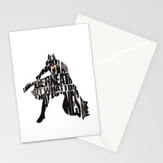 Batman Stationery Cards