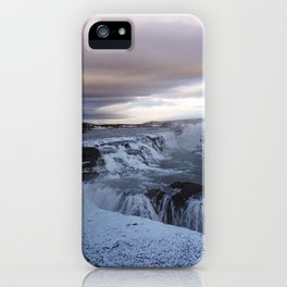 Gullfoss - Iceland iPhone Case