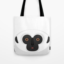 The Gibbon Tote Bag