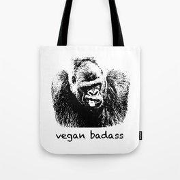 Vegan Badass Tote Bag