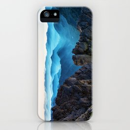Mountains Breathe Too iPhone Case