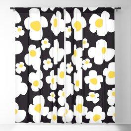 daisies Blackout Curtain