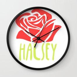 haley Wall Clock