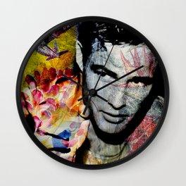 Marlon Brando Wall Clock