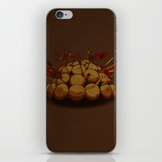 We Dine In Hell iPhone & iPod Skin