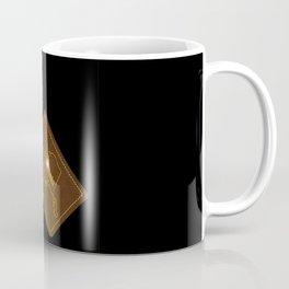 Alaska Leather Key Fob Coffee Mug