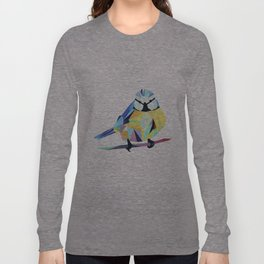 Benni Blaumeise - Benni Blue Tit Long Sleeve T-shirt