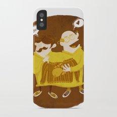 Love/hate iPhone X Slim Case