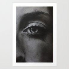 1: Rhinoceros Women Series Art Print