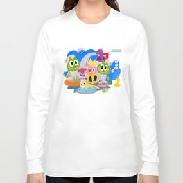 LE ROI PETIT POIS-part 3 Long Sleeve T-shirt