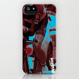 Leopard-Trek Colours iPhone Case