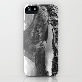 On the Grinnell Glacier Trail iPhone Case