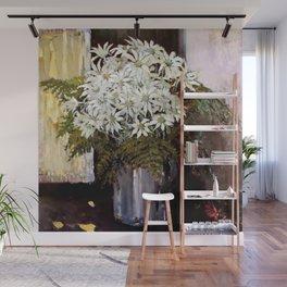 """Banksia"" by Australian Artist Margaret Preston Wall Mural"