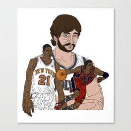 Rookie Rubio Canvas Print