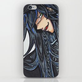 The Undertaker (Black Butler) iPhone Skin