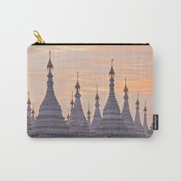 Sandamani Pagoda, Mandalay, Myanmar Carry-All Pouch