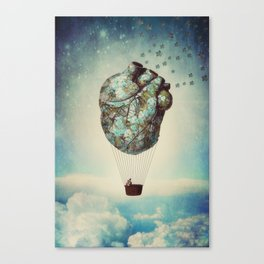 The Unforgettable Love Journey 2 Canvas Print