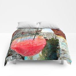 Wine art 4 Comforters