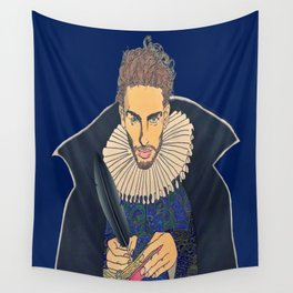 Willy Shakes Wall Tapestry